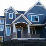 Sherwin Williams Blue Gray Exterior Paint