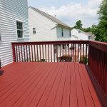 Sherwin Williams Cedar Stain Deck Pin Pinterest
