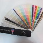 Sherwin Williams Color Paint Swatches Samples Fan Deck Book Chips Craft Supplies