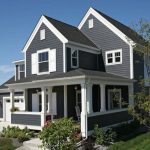Sherwin Williams Gray Green Exterior Paint