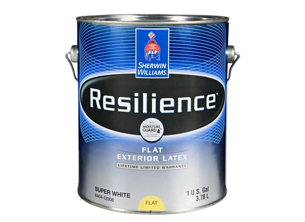 Sherwin Williams Resilience Exterior Paint Consumer