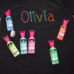Shirts Decorated Puffy Paint