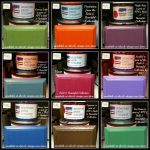 Shizzle Design American Paint Company Bold Beautiful Color Collection Chalk Clay