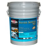 Shop Black Jack Silver Shield Gallon Aluminum Reflective Roof Coating Year