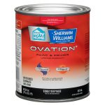 Shop Hgtv Home Sherwin Williams Ovation Tintable Eggshell Latex Interior Paint