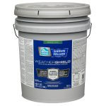 Shop Hgtv Home Sherwin Williams Weathershield Tintable Satin Acrylic Exterior Paint