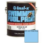 Shop Insl Semi Gloss Latex Pool Paint