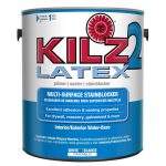 Shop Kilz Interior Exterior Latex Primer Actual Contents