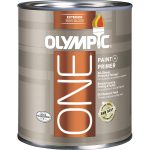 Shop Olympic One Base Semi Gloss Acrylic Exterior Paint Actual