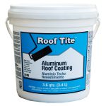 Shop Roof Tite Quart Aluminum Reflective Coating Year Limited Warranty