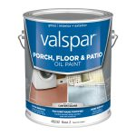 Shop Valspar Base Tintable Gloss Interior Exterior Porch Floor Paint Actual