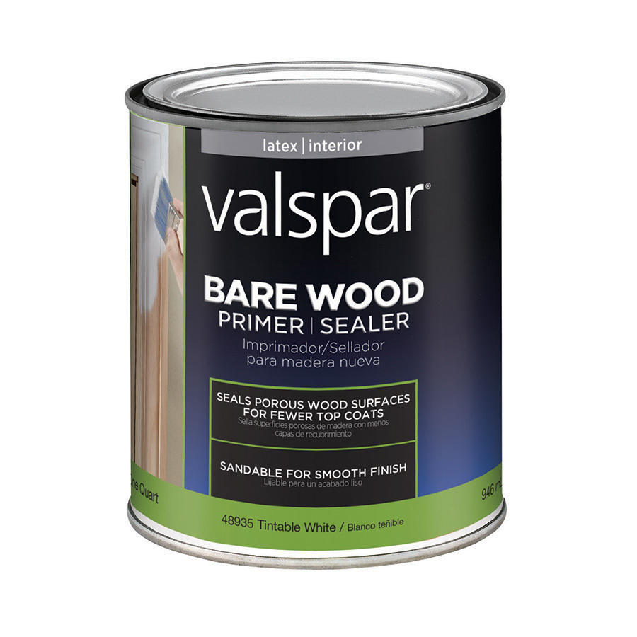Shop Valspar Interior Latex Primer Actual Contents