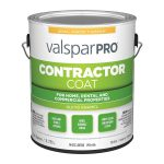 Shop Valspar Ultra White Gloss Oil Based Enamel Interior Exterior Paint