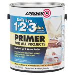 Shop Zinsser Bulls Eye Interior Exterior Multi Purpose Water Based Wall Ceiling