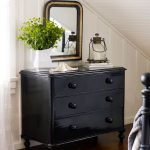 Shorely Chic Black Painted