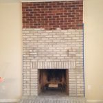 Should Heat Resistant Paint Whitewashing Brick Fireplace Home Improvement