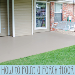 Should Mopping Floor Paint