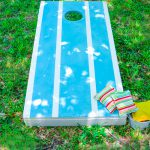 Should Mopping Floor Painting Cornhole