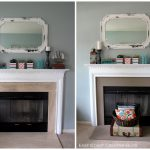 Simple Fireplace Upgrade Annie Sloan Chalk