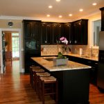 Simple Tips Painting Kitchen Cabinets Black Interior
