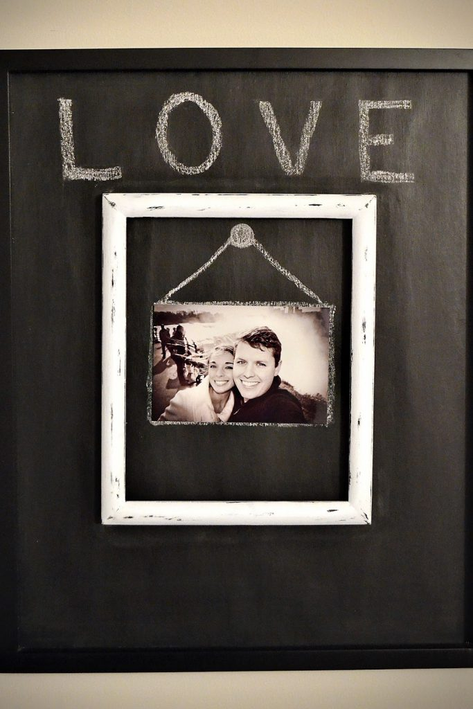 Simply Albany Chalkboard Paint