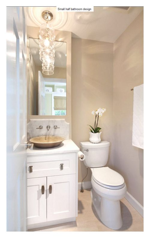 Small Half Bathroom Ideas Home House