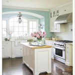 Small Kitchens White Cabinets Ideas Home House
