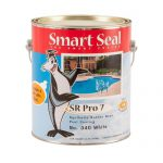 Smart Seal Pro Synthetic Rubber Pool Paint