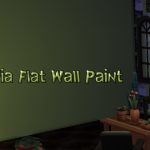 Sofia Flat Wall Paint Sims Updates Finds Must