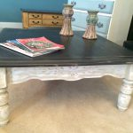 Sold Coffee Table Hand Painted Annie Sloan