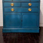 Somewhat Quirky Refreshing Sideboard Aubusson Blue Chalk