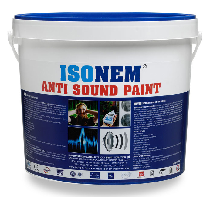 Soundproofing Paint