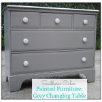 Southern Color Painted Furniture Grey Changing
