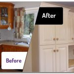 Spray Paint Kitchen Cabinets Cabinet Home Design Ideas