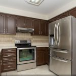 Spray Paint Kitchen Cabinets Easily