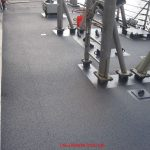 Sprayable Non Skid Equipment Pentech