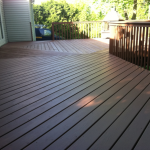Stain Your Deck Siding All New Arborcoat Benjamin
