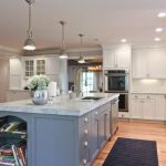 Stained Painted Kitchen Island Kelly Bernier