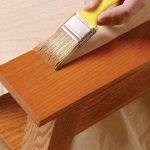 Staining Interior Wooden Surfaces Home