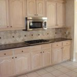 Staining Oak Cabinets White