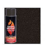 Stove Bright High Temp Paint Rich Brown
