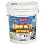 Strengthening Protecting Wood Roofs Using Ames Research Liquid Rubber Coatings