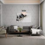 Stunning Accent Wall Ideas Living