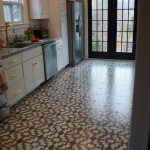 Stunning Painted Floors Inspire Your Decoration Game Porch