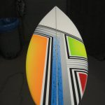 Surfboards Love Color