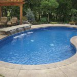 Swimming Pool Ideas Small Backyard Sthetics Inspiring Your