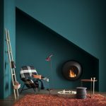 Teal Paint Interior Trend Italianbark