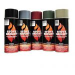 Temperature Stove Paint Heat Resistant