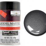 Testors Paint Model Master Automotive Lacquer Purple Metallic Plymouth