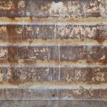 Texture Very Rusty Metal Paint Box Rusted Lugher
